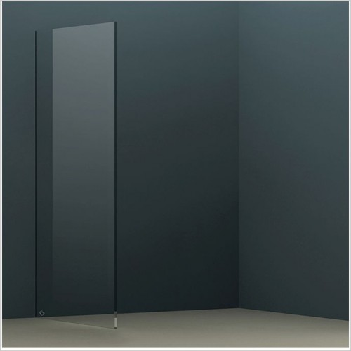 Abacus Wetroom Panels - X Series Glass Panel 735mm