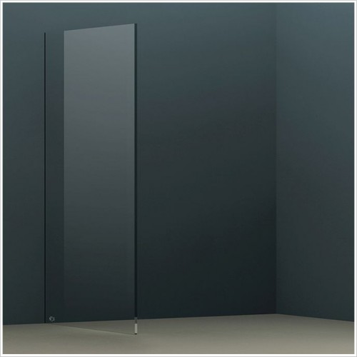 Abacus Wetroom Panels - X Series Glass Panel 790mm