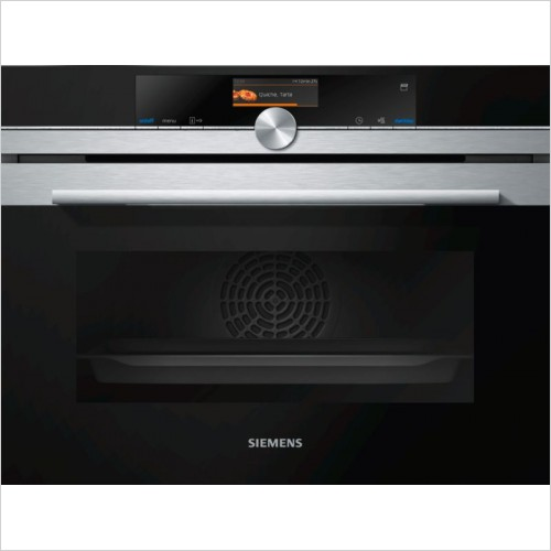 Siemens Ovens - iQ700 Compact45 Steam Oven