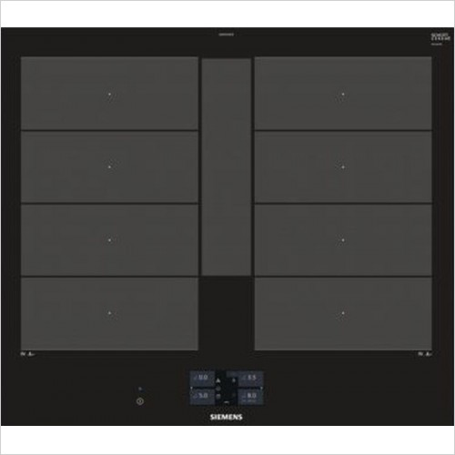 Siemens Hob - iQ700 60cm FlexInduction Plus Hob