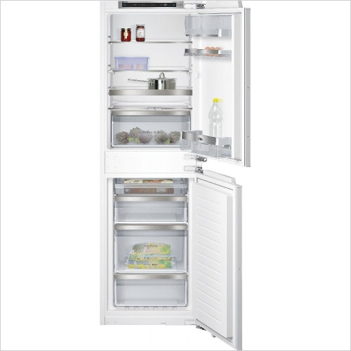 Siemens Refridgeration - iQ500 177 x 54cm NoFrost Fridge Freezer