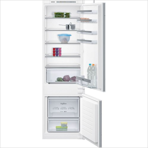 Siemens Refridgeration - iQ300 177 x 54cm LowFrost Fridge Freezer
