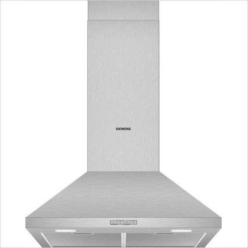 Siemens Extractor Fan - iQ100 Pyramid Chimney Hoods 60cm Wide