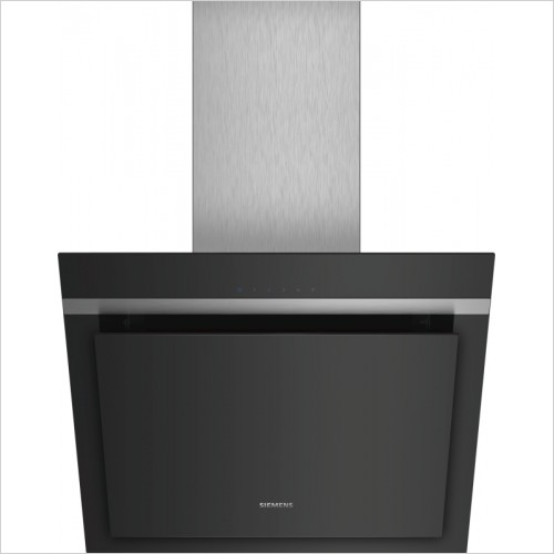 Siemens Extractor Fan - iQ300 60cm Angled Glass Wall Hood