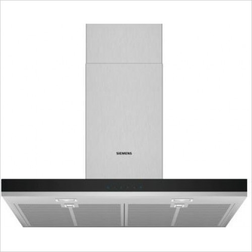 Siemens Extractor Fan - iQ300 Box Chimney Hoods 75cm Wide