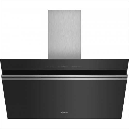 Siemens Extractor Fan - iQ700 90cm Angled Glass Wall Hood