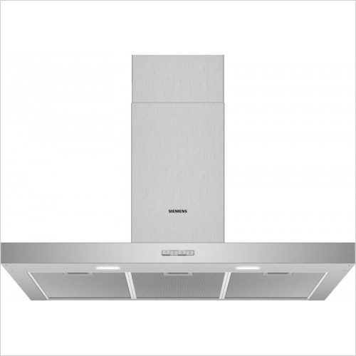 Siemens Extractor Fan - iQ100 Box Chimney Hoods 90cm Wide