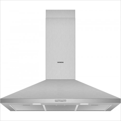 Siemens Extractor Fan - iQ100 Pyramid Chimney Hoods 90cm Wide