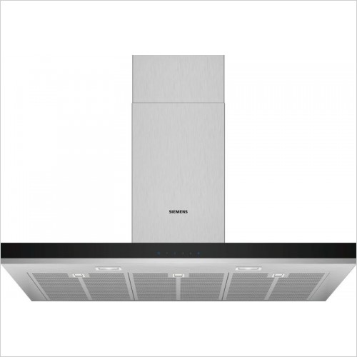 Siemens Extractor Fan - iQ300 Box Chimney Hoods 90cm Wide