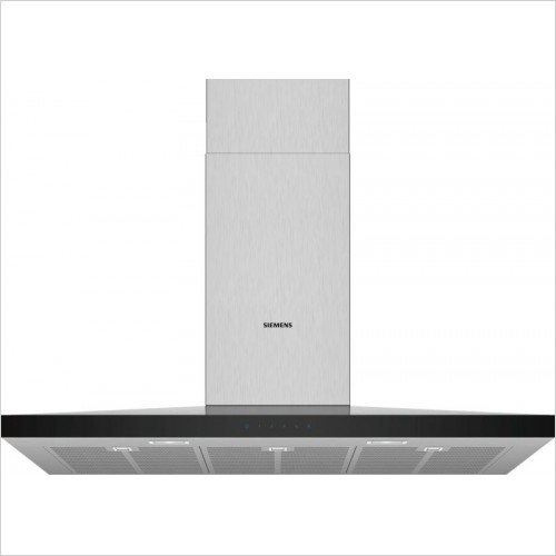 Siemens Extractor Fan - iQ300 Pyramid Chimney Hoods 90cm Wide