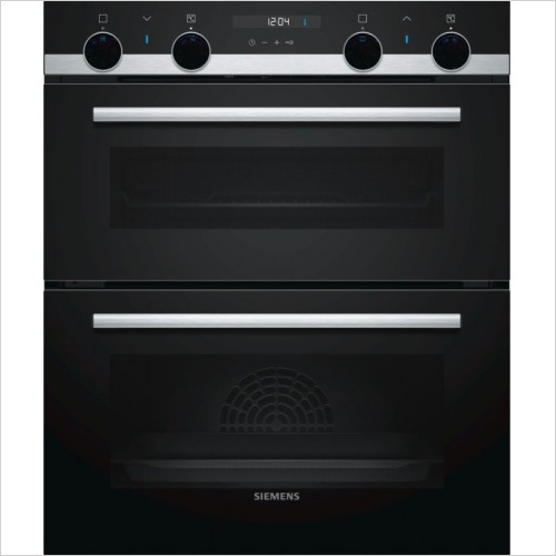 Siemens Ovens - iQ500 Built-Under Double Ovens Main Oven