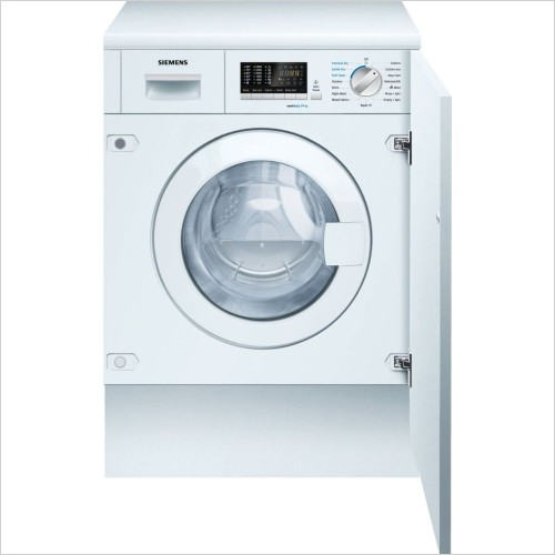 Siemens Washing Machine - iQ500 Front Loading Washer Dryer 7/4kg
