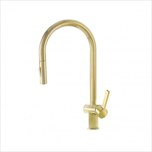 Just Tap Kitchen Sink Mixer - Vos Pull Out Sink Mixer