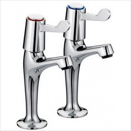 Just Tap Kitchen Sink Mixer - Astra High Rise Sink Taps, Lever Handle, LP 0.2