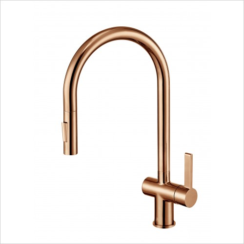 Just Tap Kitchen Sink Mixer - Xino Pull Out Sink Mixer
