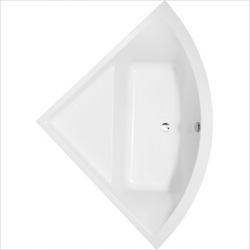Villeroy & Boch Bath - Subway Corner Bath 1300 x 1300mm