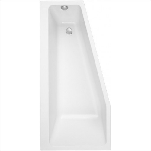 Villeroy & Boch Bath - Subway Offset Bath, Left Version 1700 x 800mm