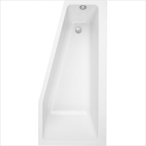 Villeroy & Boch Bath - Subway Offset Bath, Right Version 1700 x 800mm