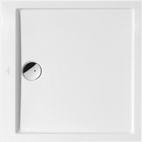 Villeroy & Boch shower tray - Subway Square Shower Tray 900 x 900 x 35mm