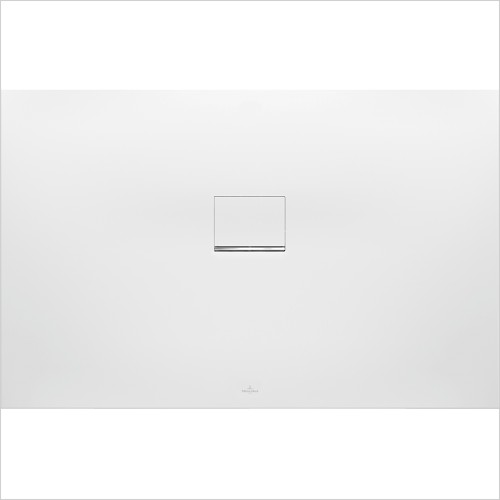 Villeroy & Boch shower tray - Squaro Infinity Only Flush-Fit Inst. 1000 x 700 x 40mm